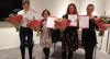 Deelnemers opleiding WoonHulp halen hun welverdiende diploma