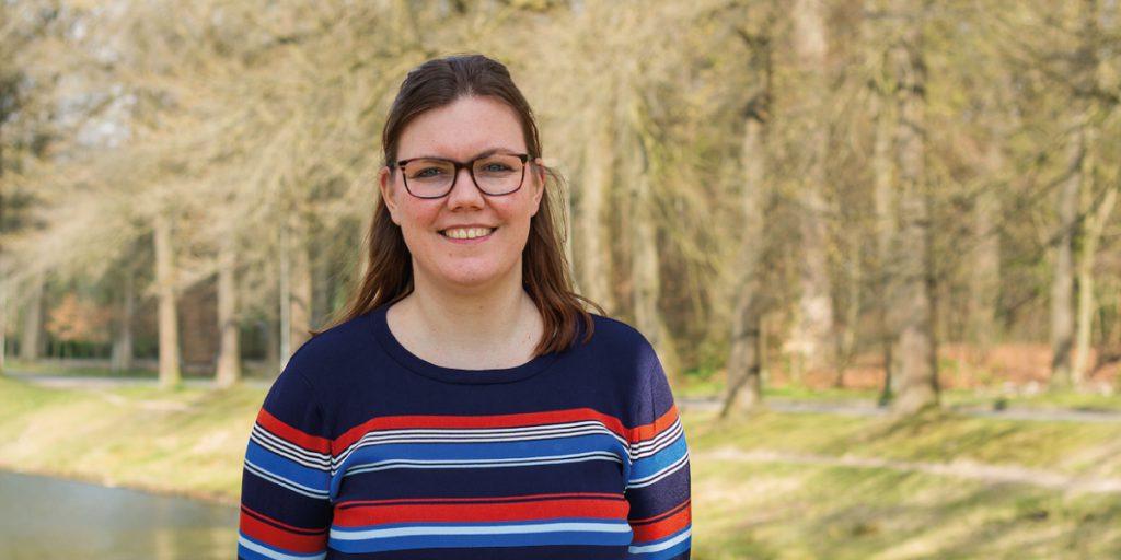 Duizendpoot in de beste thuiszorg- Britt Klein Poelhuis (34), coördinator ondersteuning thuis en managementondersteuner