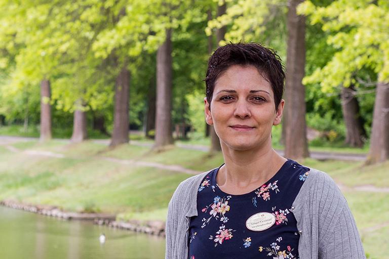 'Trots, blij en dankbaar' – Verpleegkundige Songul Karaaslan deelt haar verhaal
